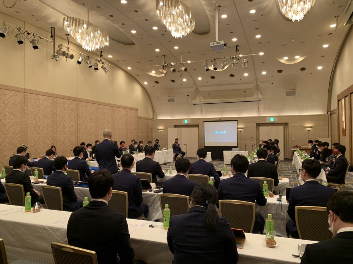 第2回会員会議所会議が長岡で開催されました